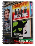 Times Square 7 Spiral Notebook