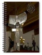 Tin Bonnet Spiral Notebook
