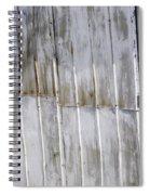 Tin Sheets Spiral Notebook