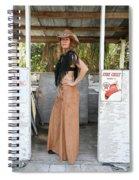 Tina Loy 580 Spiral Notebook