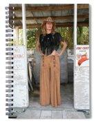 Tina Loy 607 Spiral Notebook