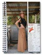 Tina Loy 614 Spiral Notebook