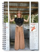 Tina Loy 650 Spiral Notebook