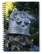 Tinman Scarecrow Spiral Notebook