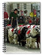 Tiny Pony Carriage Spiral Notebook