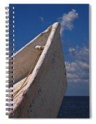 Tipping Point Spiral Notebook