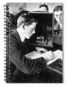 Titanic: Harold Cottam Spiral Notebook