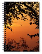 Tn Sunrise Spiral Notebook