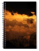 Tn Sunset Nov-11 Spiral Notebook