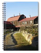 To The Barn Spiral Notebook