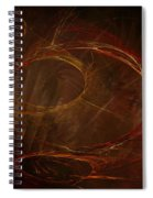 To The Death Spiral Notebook