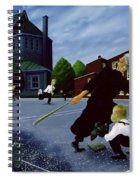 To The Glory Of God Spiral Notebook