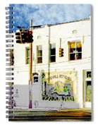 Toad Hall Antiques Spiral Notebook