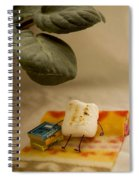 Toasting Spiral Notebook