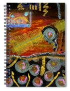 Tokens Spiral Notebook