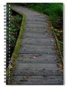 Tolmie Walkway Spiral Notebook