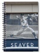 Tom Seaver 41 Spiral Notebook