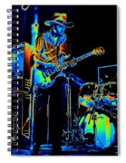 Getting Very Electric At Winterland In December 1975 Spiral Notebook