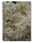 Tooth Fungus Spiral Notebook