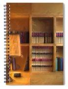 Top Pot's Library Spiral Notebook