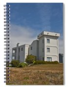 Topsail Island Observation Tower 1 Spiral Notebook