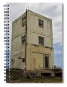 Topsail Island Tower 3 Spiral Notebook