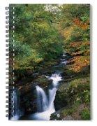 Torc Waterfall, Ireland,co Kerry Spiral Notebook