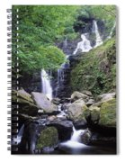 Torc Waterfall, Killarney, Co Kerry Spiral Notebook