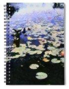 Torch River Water Lilies 3.0 Spiral Notebook