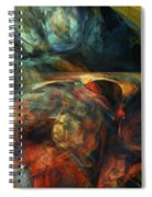 Tormented Spiral Notebook