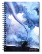 Tornado 1931 Spiral Notebook