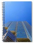 Toronto Financial Core Buildings Spiral Notebook