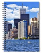 Toronto Waterfront Spiral Notebook