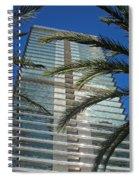 Torre Mapfre - Barcelona Spiral Notebook