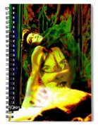 Tortured Memories Spiral Notebook
