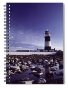 Tory Island, County Donegal, Ireland Spiral Notebook