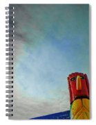 Totem 3 Spiral Notebook