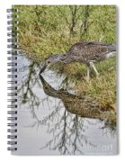 Touching Nose To Nose Spiral Notebook