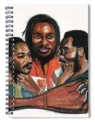Toure Kunda Spiral Notebook