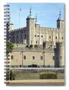 Tower And Traitors Gate Spiral Notebook