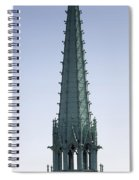 Tower Of Cathedral Spiral Notebook