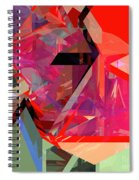 Tower Poly 19 Spiral Notebook
