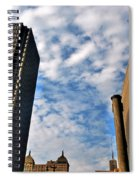 Towering Towers Spiral Notebook