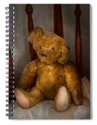 Toy - Teddy Bear - My Teddy Bear  Spiral Notebook