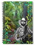 Toy In The Woods 3 Spiral Notebook