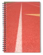 Tracks Spiral Notebook