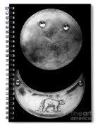 Trade Silver Gorgets Spiral Notebook