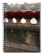 Traditional Hue Spiral Notebook