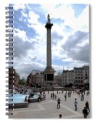 Trafalgar Square Spiral Notebook