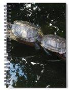 Traffic Jam Spiral Notebook